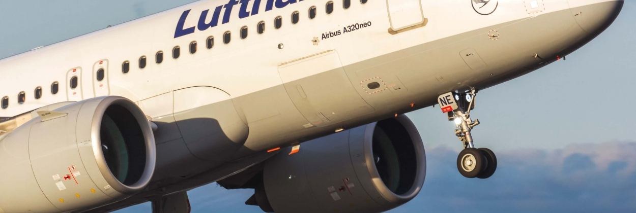 Lufthansa collects €500 million using aircraft as securities