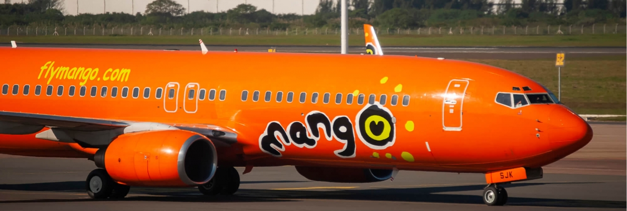 SAA low-cost arm Mango Airlines to enter bankruptcy protection, media reports