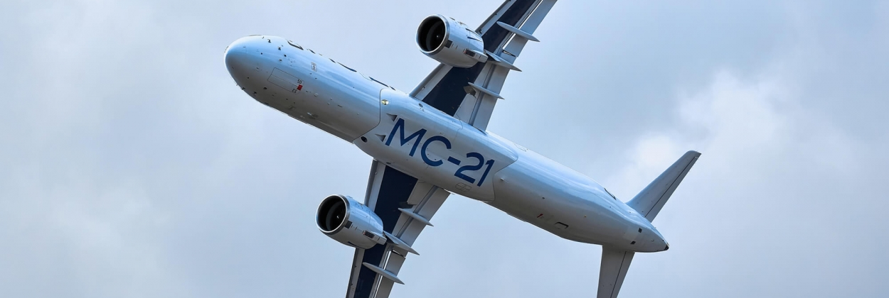 Volga-Dnepr pushes for freighter version of MC-21