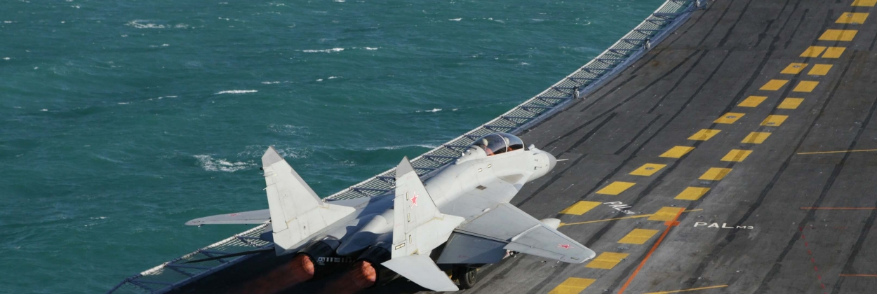 MiG works on 5th generation carrier-based fighter project