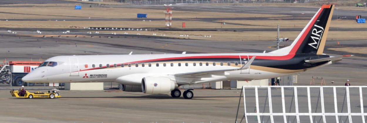 Mitsubishi reportedly delays the SpaceJet for the sixth time