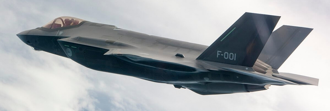 The Netherlands to acquire nine additional F-35A fighter jets