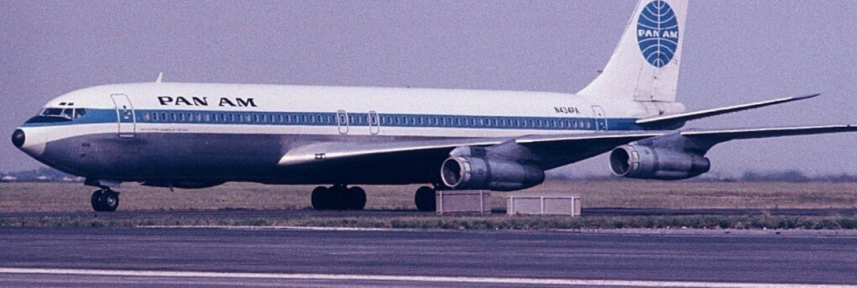 How Pan Am Boeing 707 offered us the world