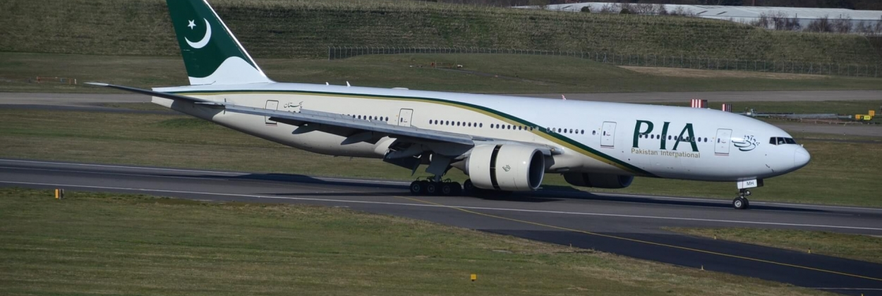 PIA Boeing 777 impounded in Malaysia over lease dispute