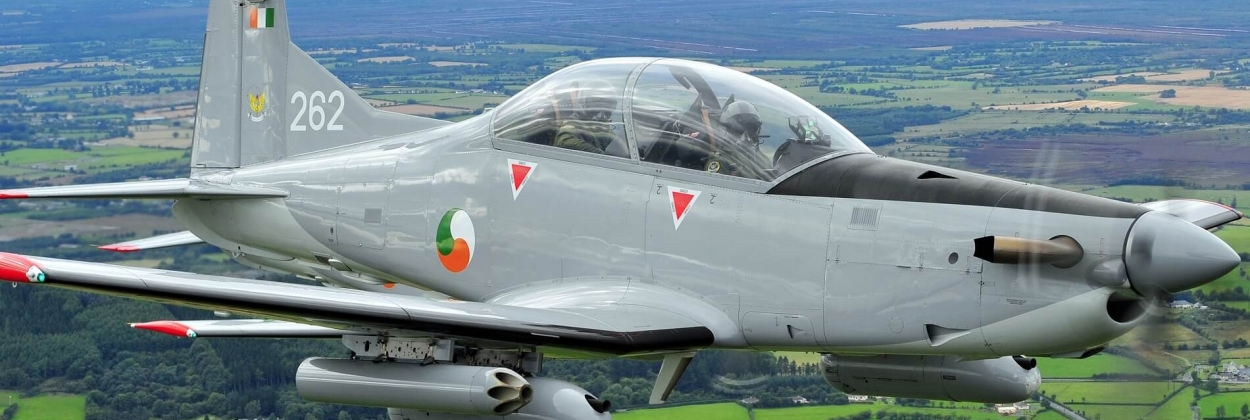 Ireland considers first fighter jet acquisition in 45 years