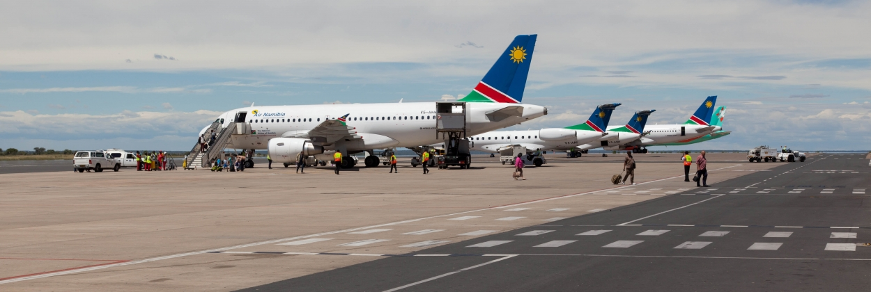 Air Namibia ceases operations, en route to liquidation
