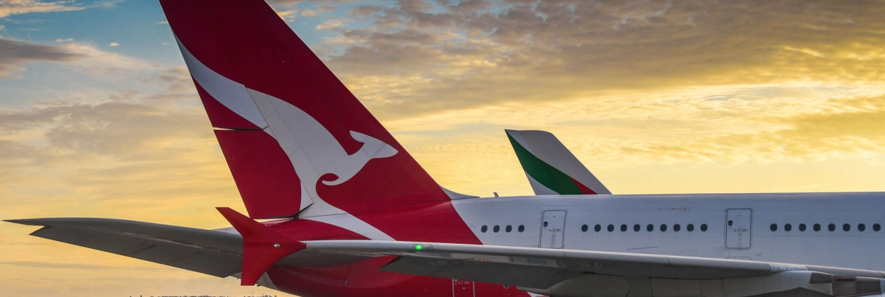 Qantas aims to restart international flights from July 2021