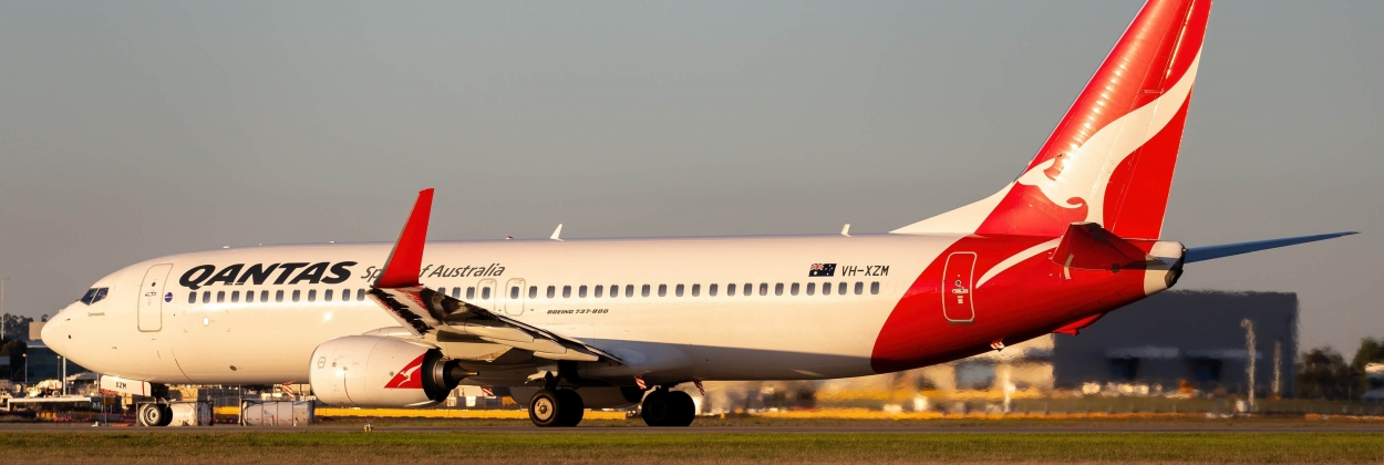 Second Qantas Boeing 737 damaged by vehicle in a week