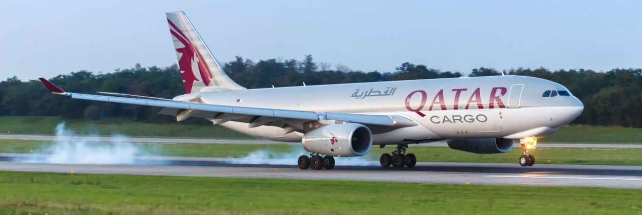 Wizz Air to operate former Qatar freighter bought by government