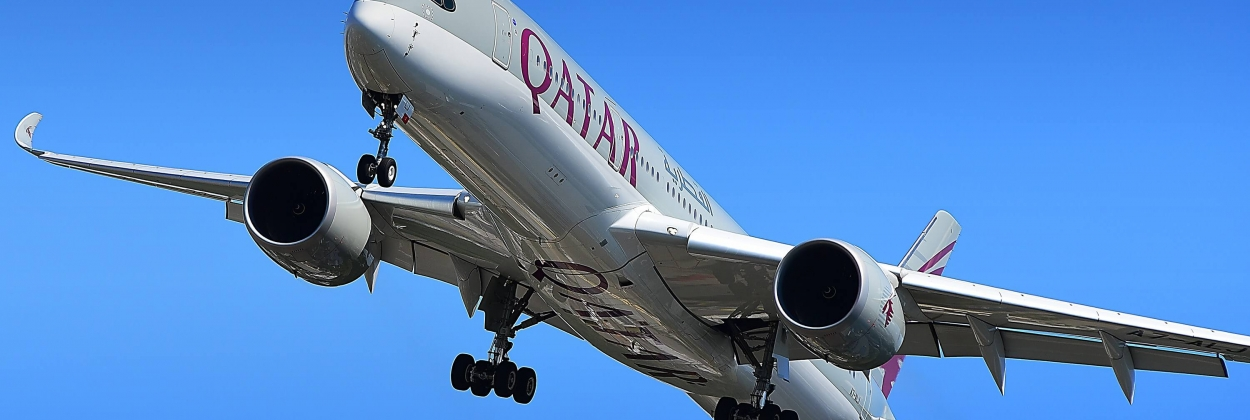 Qatar Airways reportedly halts Airbus A350 deliveries