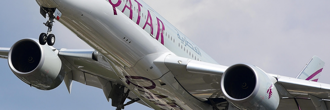 Qatar Airways receives three more Airbus A350-1000