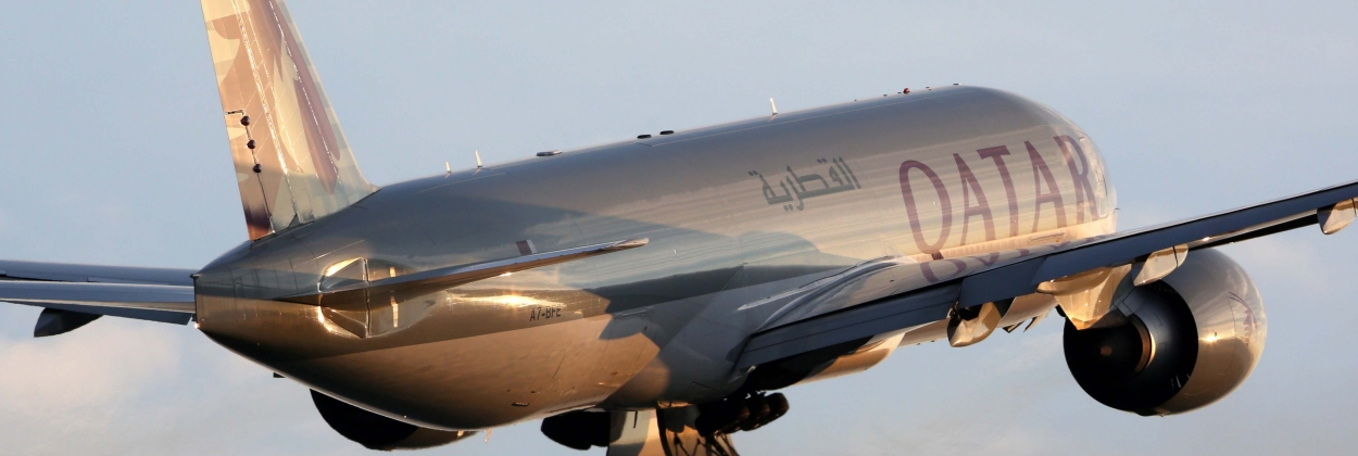 Qatar Airways boosts cargo capacity with three Boeing 777Fs