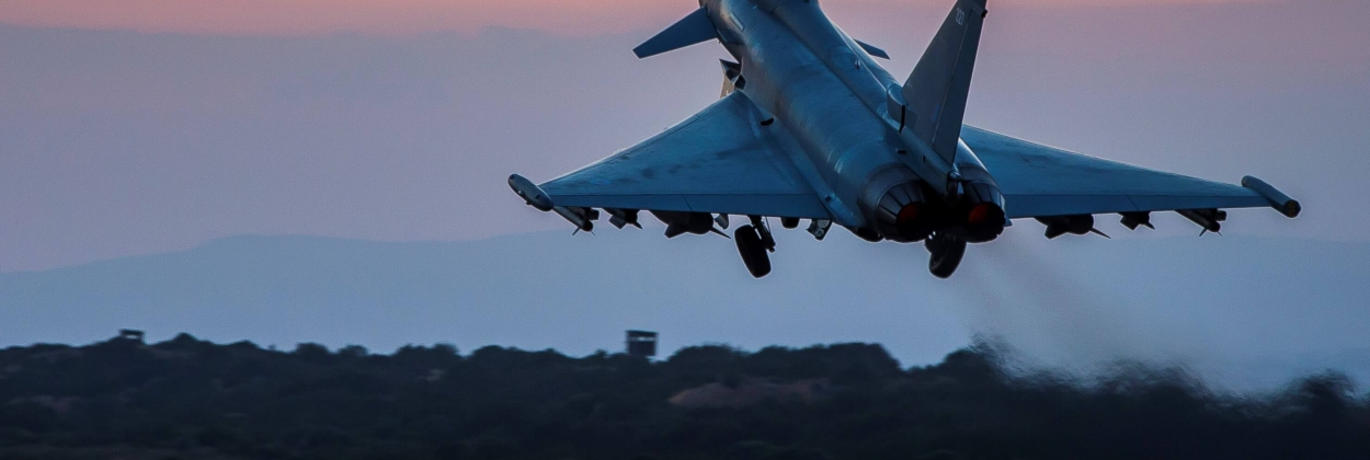 Russia suspected of jamming RAF aircraft out of Cyprus