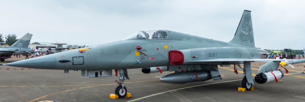 Taiwan suspects ejection killed F-5E pilot, plans to replace seats