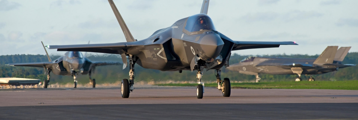 UK could scrap plan to acquire 90 F-35B fighter jets