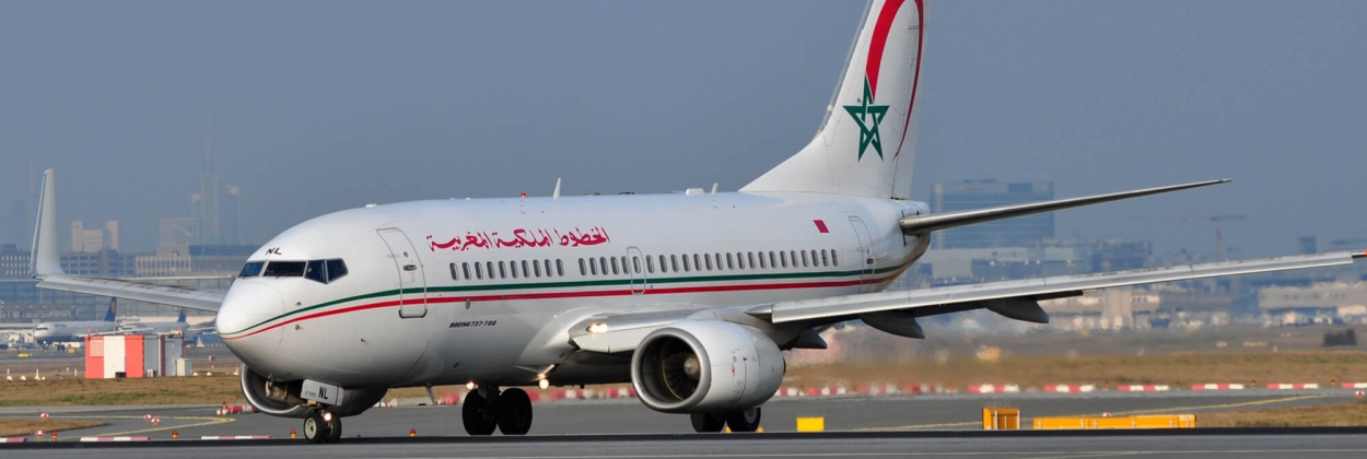 Morocco suspends flights to and from France and Spain