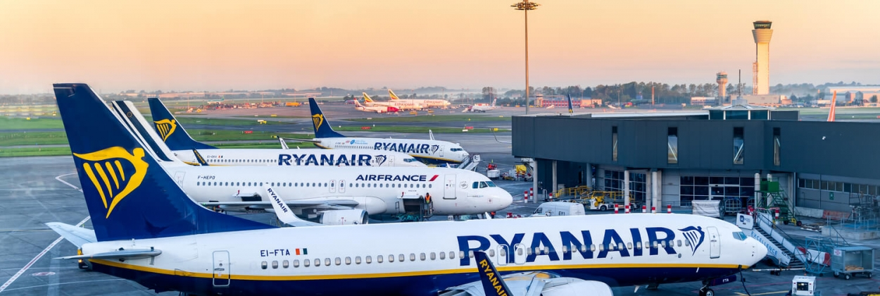 ryanair fleet in dublin airport aerotime news