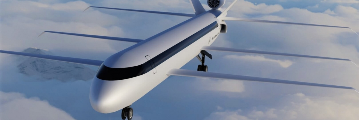 SE Aeronautics launched a new widebody airliner concept