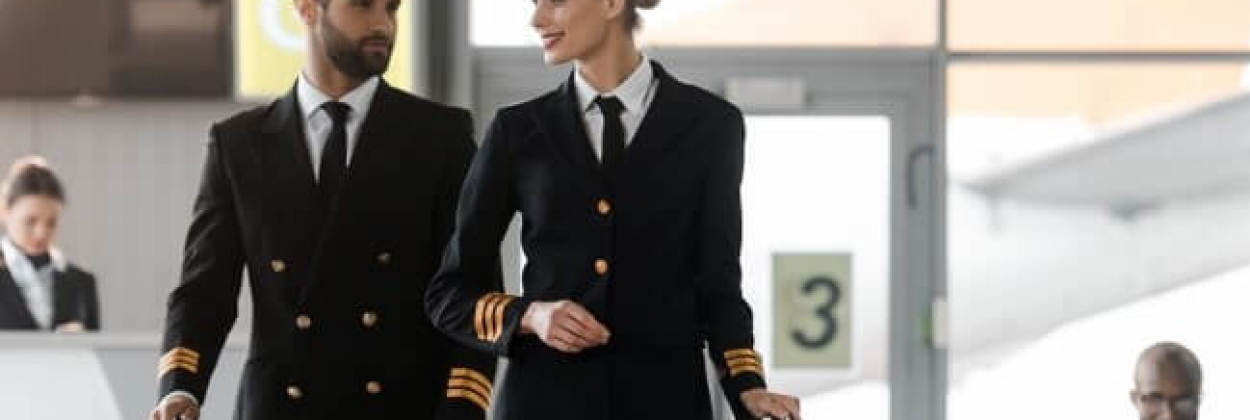 United aims 50% of pilot-students to be women and minorities