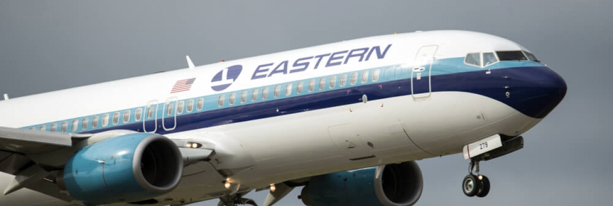 American carrier Eastern Airlines is launching a cargo arm, Easte