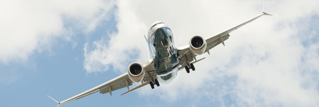 Aircraft lessor Griffin orders five new Boeing 737 MAX 8s