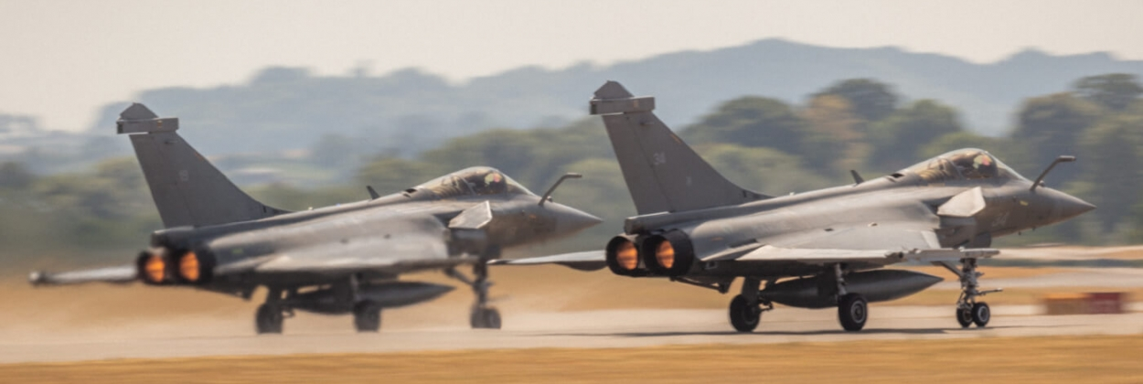 Dassault profit take off thanks to record Rafale exports