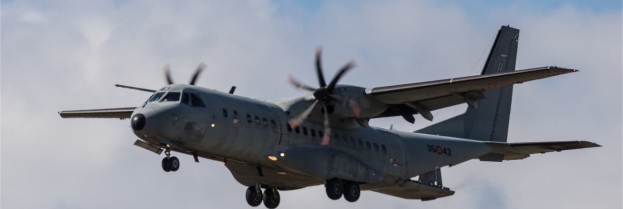 Tata to build C-295 transport aircraft for Indian Air Force