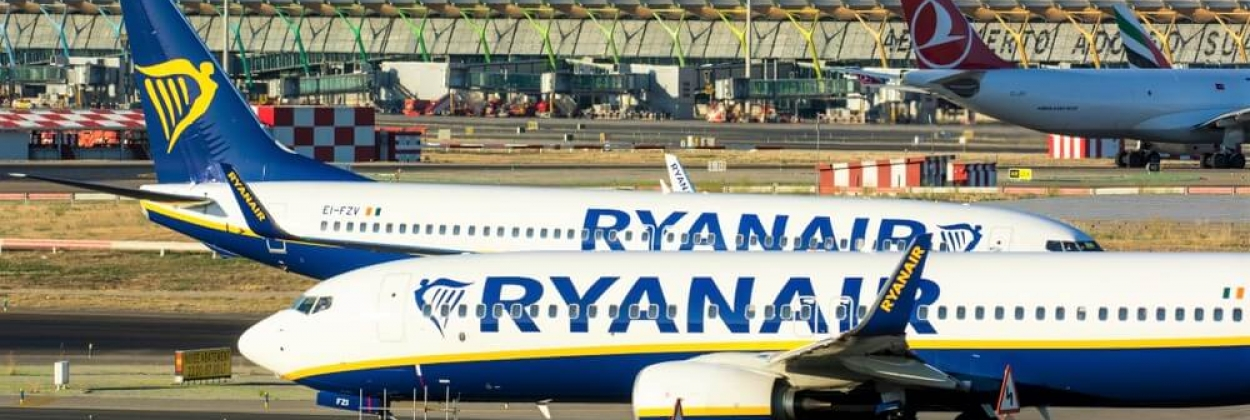 "Ryanair braces for ""the most challenging year"" in its history"
