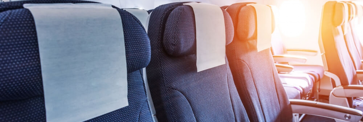 Middle seat blocking reduces virus transmission by 57%, researche