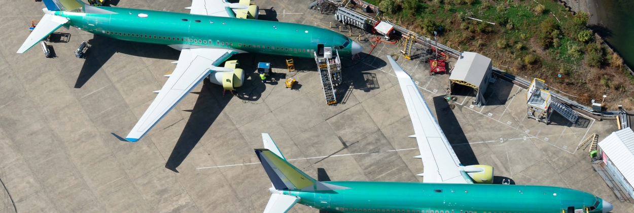 737 MAX: Boeing relocates employees as suppliers adjust