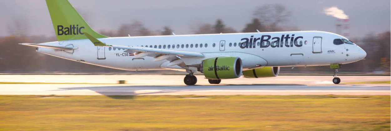 airBaltic A220 diverted after suffering engine in-flight shutdown