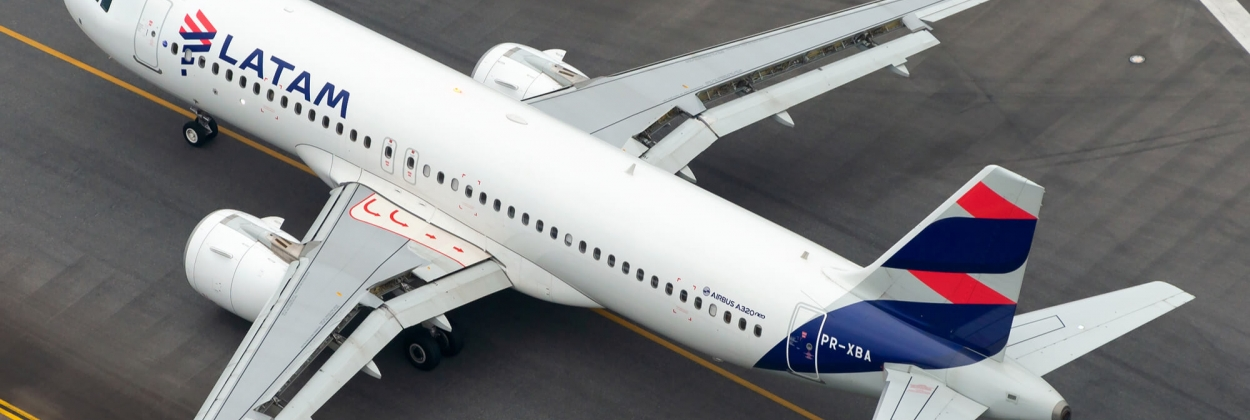 LATAM to upgrade 200 A320s with descent tech to help save fuel