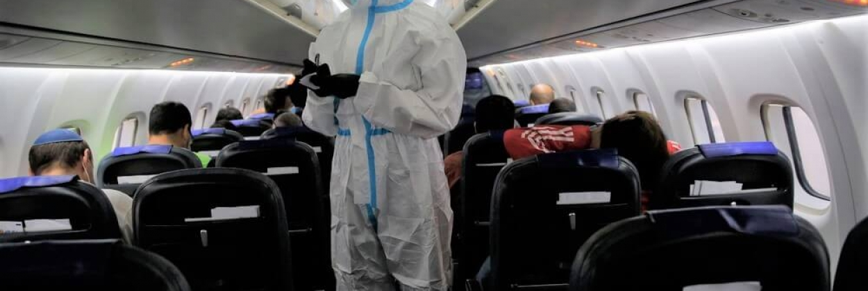 Israir to start flights for passengers with Covid-19 antibodies o