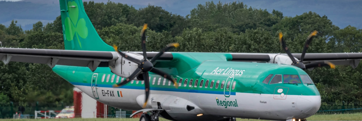 Emerald Airlines to replace Stobart Air as Aer Lingus Regional franchise