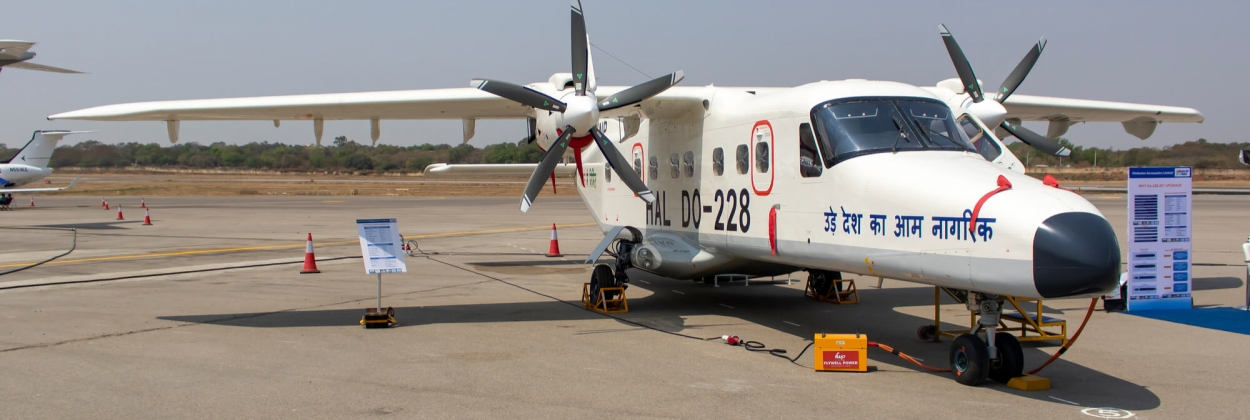 Alliance leases two Dornier 228s from HAL to boost regional ops