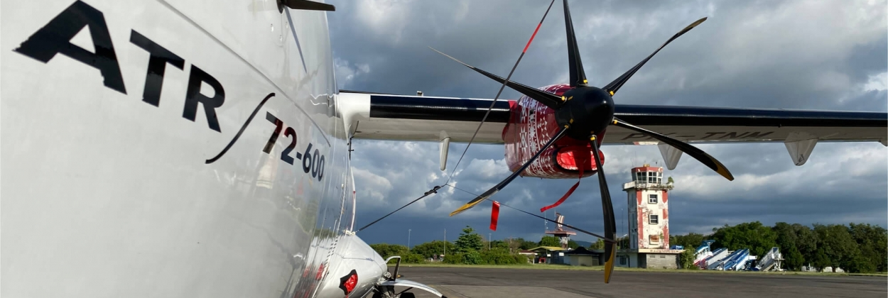 SKY Express inks leasing deal with TrueNoord for ATR 72-600s