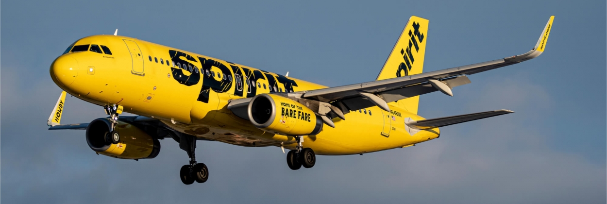 Spirit Airlines finalizes lease deals for 15 new Airbus aircraft