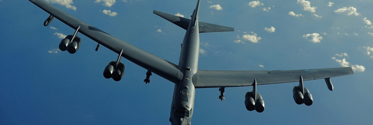 Rolls-Royce F-130 engine selected by USAF to power the B-52 Stratofortress