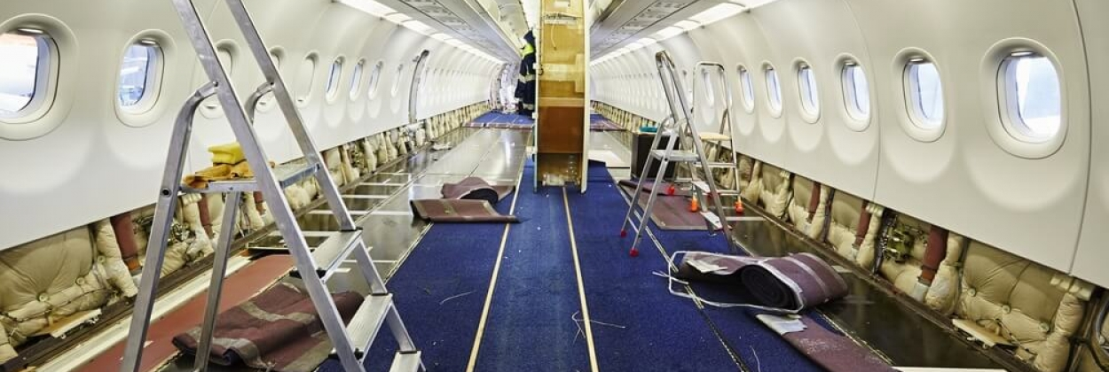 Aircraft maintenance: how do airlines ensure jet safety?