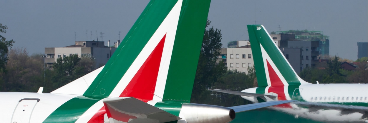 Italian government expects coronavirus to save Alitalia