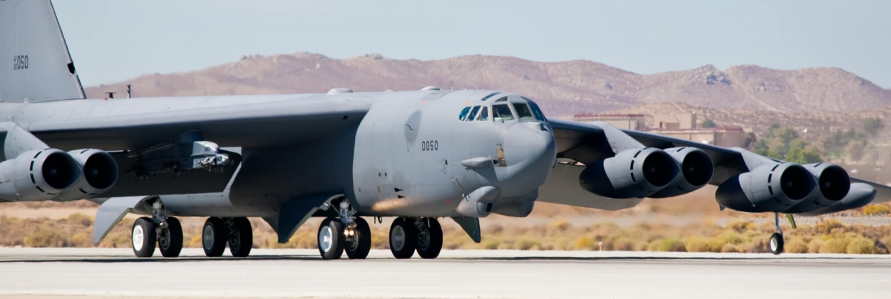 B-52 heavy bombers to undergo radar and electronic protection upgrade