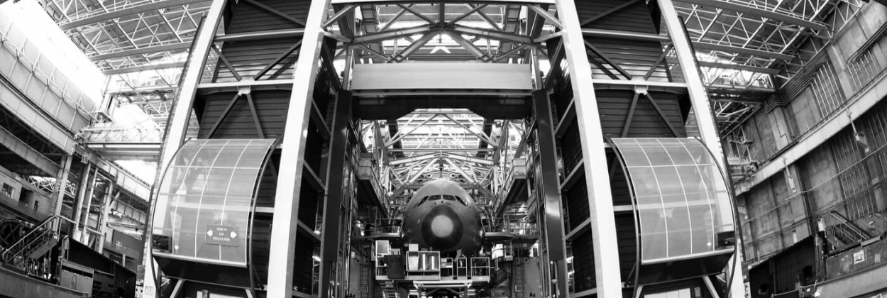 Airbus A380 being manufactured at Blagnac Airport aerotime news