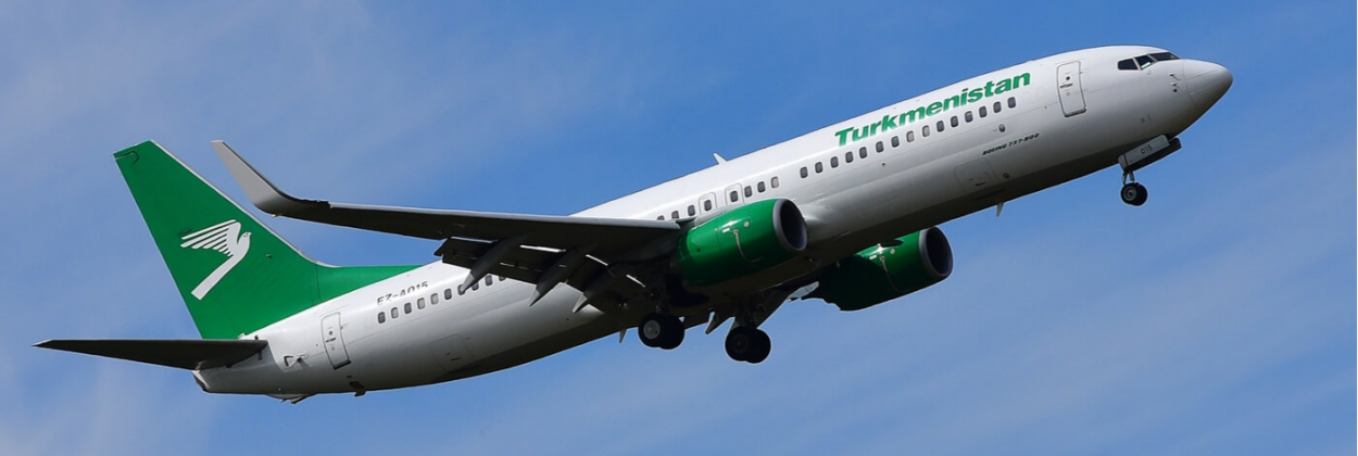 Turkmenistan Airlines return to Europe after safety suspension