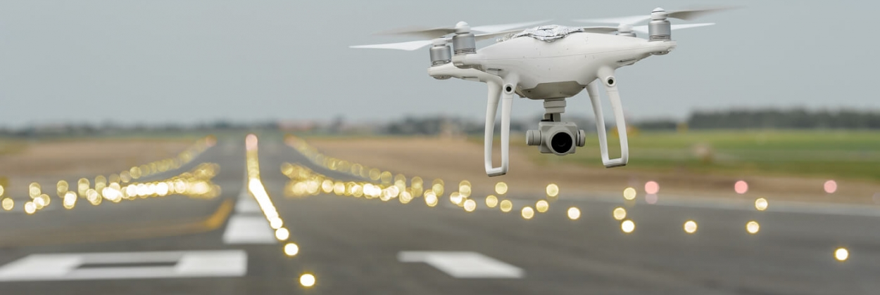 Frankfurt airport suspends operations after drone sightings
