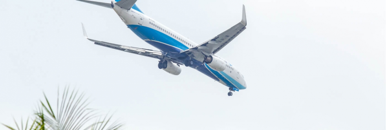 Xiamen Airlines airplane landing in Thailand aerotime news