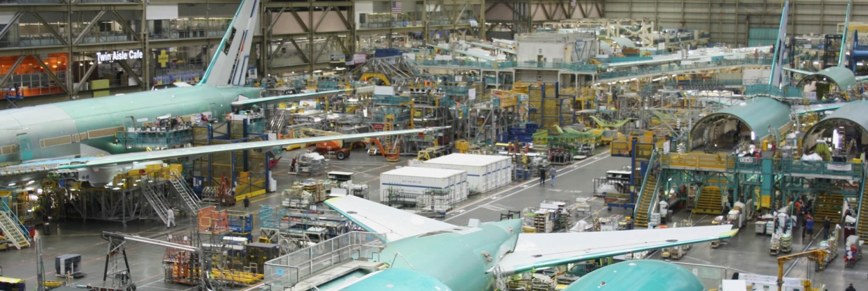 US grants $482.3 million to support aviation manufacturing jobs