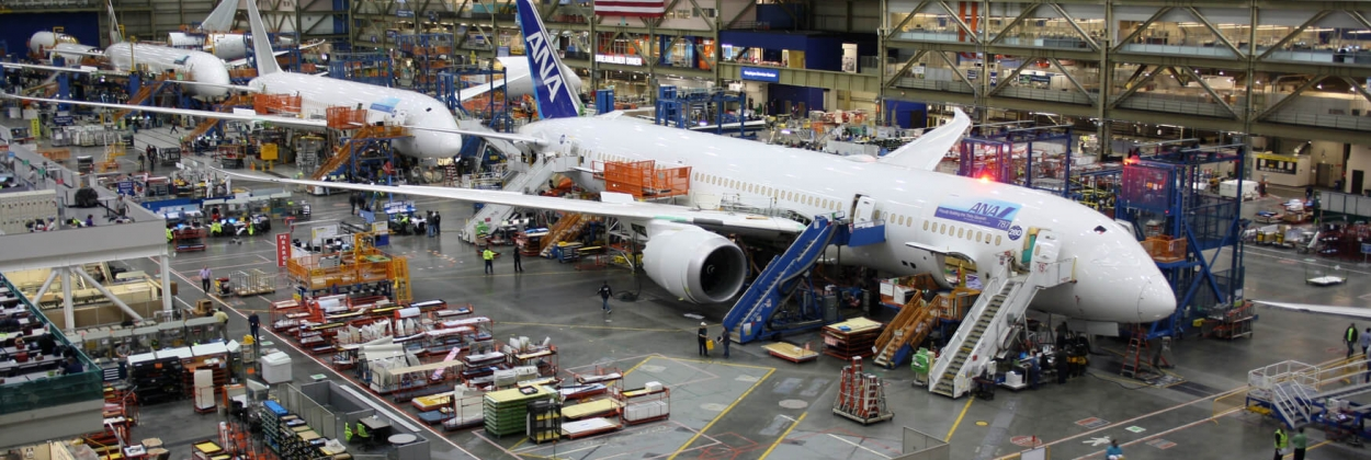 Coronavirus: Boeing offers voluntary layoff plan to employees