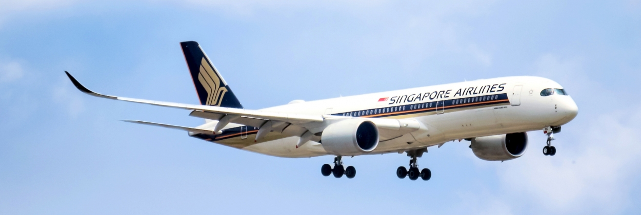 Singapore Airlines a350-941