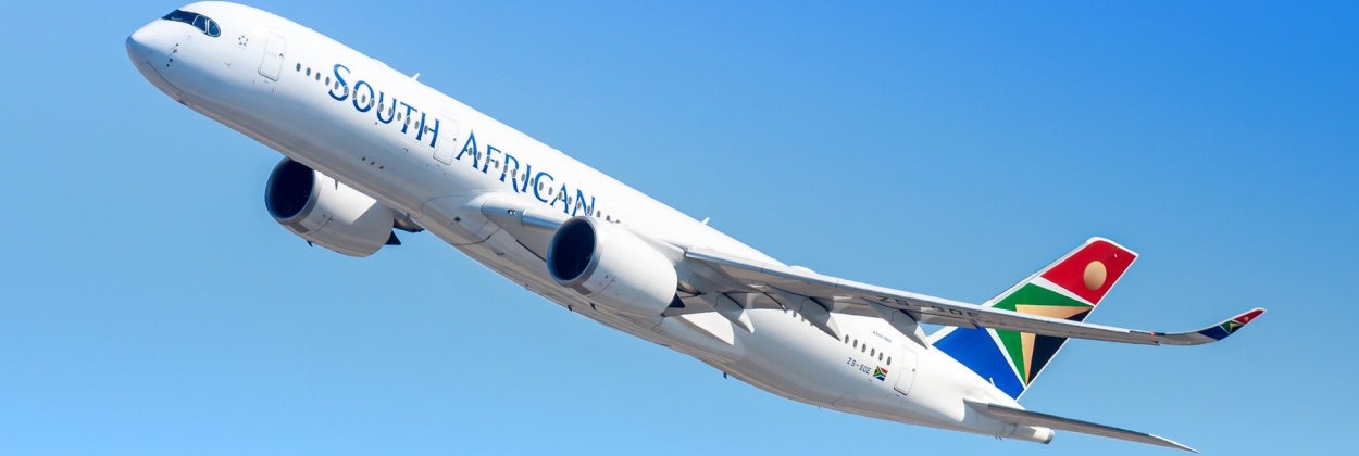 South African Airways Airbus A350