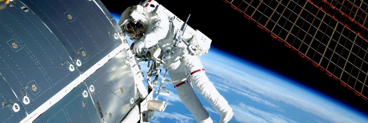 Chinese astronauts perform first spacewalk outside new space stat
